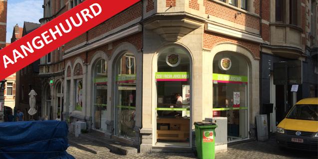 Oude Markt 56, Leuven