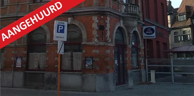 Stationsplein 11, Sint Niklaas ten behoeve van Domino's Pizza