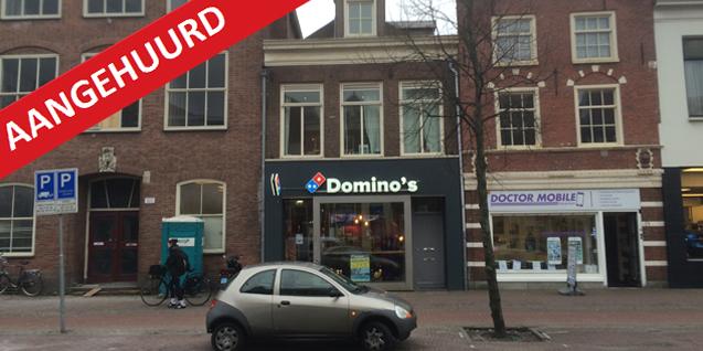 Gedempte Oude Gracht 116, Haarlem