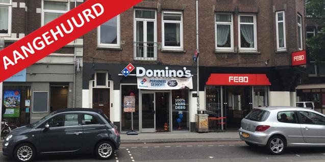 Linnaeusstraat 96, Amsterdam